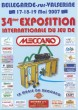 Exposition internationale 2007 du Club des Amis du Meccano à Bellegarde