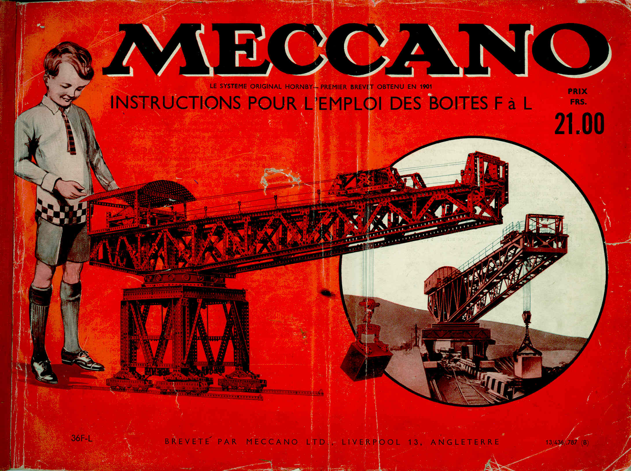 Rmis Meccano Pages Giant Block Setting Crane Control Your Models Or Anything Else From Windows Pc The 30s