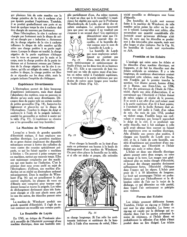 Meccano Magazine Français August 1925 Page 89