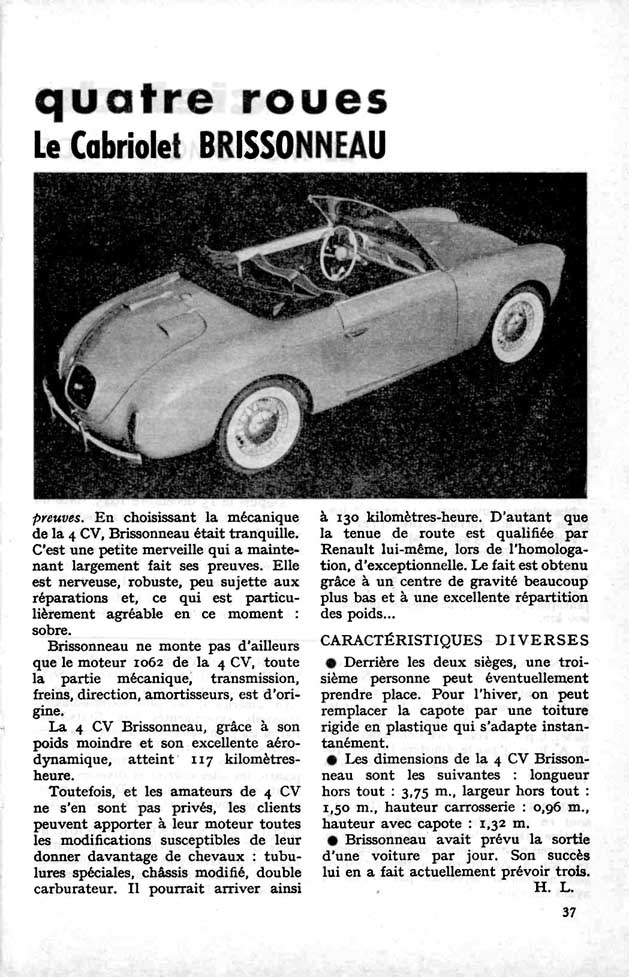 Meccano Magazine Français January 1957 Page 37