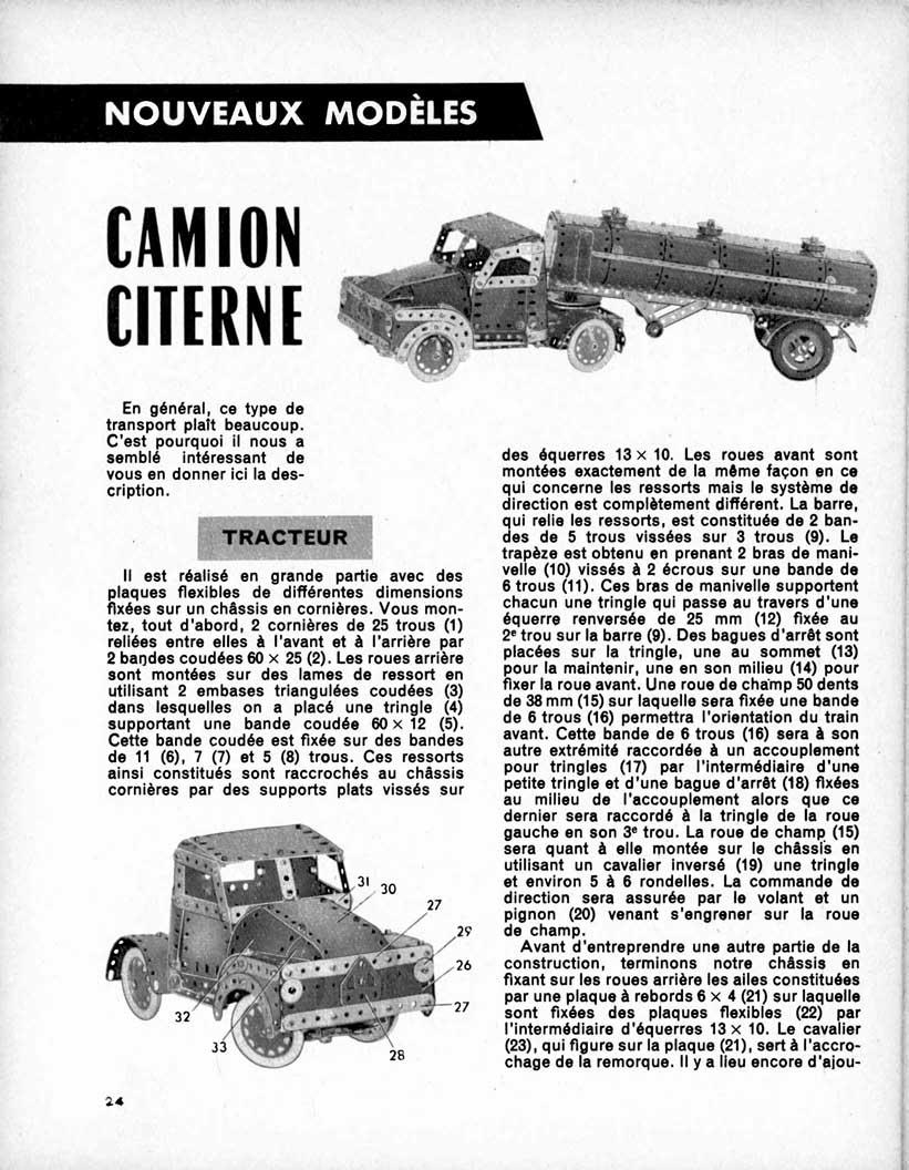 Meccano Magazine Français September 1959 Page 24