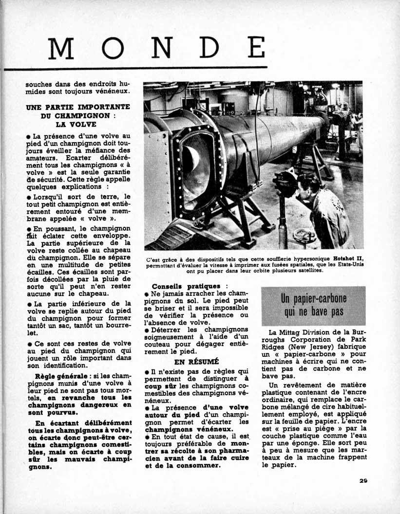 Meccano Magazine Français September 1959 Page 29