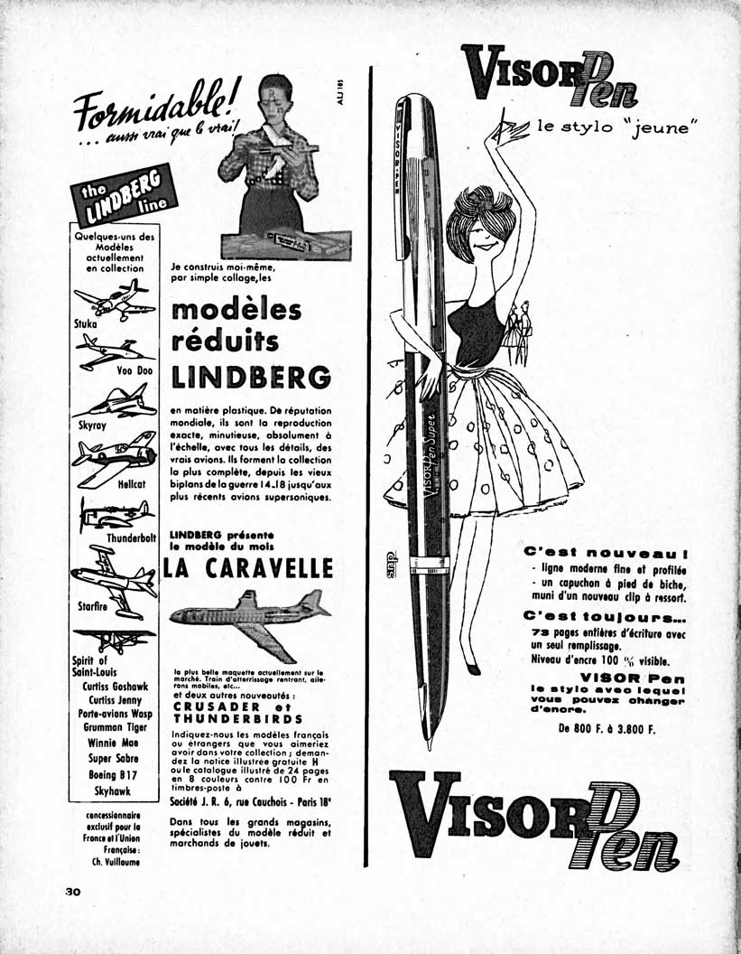 Meccano Magazine Français September 1959 Page 30