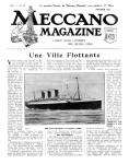 Meccano Magazine Français February (Février ) 1924 Page 1