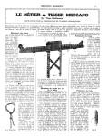 Meccano Magazine Français February (Février ) 1924 Page 3