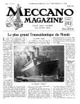 Meccano Magazine Français March (Mars) 1924 Page 1