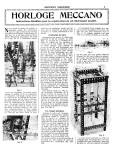 Meccano Magazine Français March (Mars) 1924 Page 3