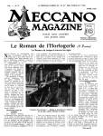 Meccano Magazine Français April (Avril) 1924 Page 25