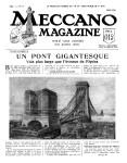 Meccano Magazine Français May (Mai) 1924 Page 33
