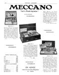 Meccano Magazine Français July (Juillet) 1926 Page 108