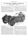 Meccano Magazine Français August (Août) 1926 Page 115