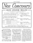 Meccano Magazine Français August (Août) 1926 Page 125