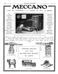 Meccano Magazine Français August (Août) 1926 Page 126