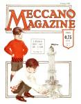 Meccano Magazine Français February (Février ) 1928 Front cover