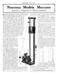 Meccano Magazine Français February (Février ) 1928 Page 23