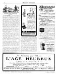 Meccano Magazine Français February (Février ) 1928 Page 32