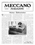 Meccano Magazine Français March (Mars) 1928 Page 33