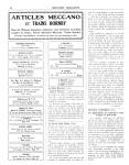Meccano Magazine Français March (Mars) 1928 Page 44