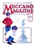 Meccano Magazine Français September (Septembre) 1928 Front cover