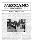 Meccano Magazine Français September (Septembre) 1928 Page 129