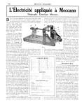 Meccano Magazine Français September (Septembre) 1928 Page 138