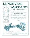 Meccano Magazine Français March (Mars) 1929 Inner F/cover