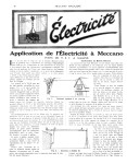 Meccano Magazine Français March (Mars) 1929 Page 36