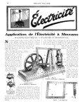Meccano Magazine Français April (Avril) 1929 Page 54