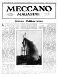 Meccano Magazine Français June (Juin) 1929 Page 81