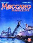 Meccano Magazine Français October (Octobre) 1929 Front cover