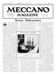 Meccano Magazine Français October (Octobre) 1929 Page 145