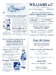 Meccano Magazine Français November (Novembre) 1929 Inner F/cover