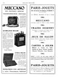 Meccano Magazine Français November (Novembre) 1929 Page 184