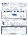 Meccano Magazine Français December (Décembre) 1929 Inner R/cover