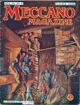 Meccano Magazine Français March (Mars) 1932 Front cover