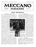 Meccano Magazine Français March (Mars) 1932 Page 49