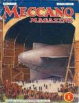 Meccano Magazine Français October (Octobre) 1932 Front cover