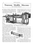 Meccano Magazine Français October (Octobre) 1932 Page 228