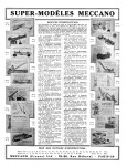 Meccano Magazine Français October (Octobre) 1932 Page 236