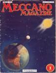 Meccano Magazine Français November (Novembre) 1932 Front cover