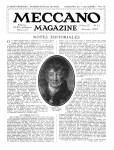 Meccano Magazine Français November (Novembre) 1932 Page 241