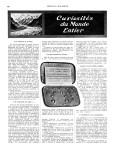 Meccano Magazine Français November (Novembre) 1932 Page 250