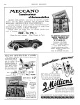 Meccano Magazine Français November (Novembre) 1932 Page 260