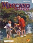 Meccano Magazine Français August (Août) 1933 Front cover