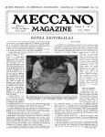 Meccano Magazine Français August (Août) 1933 Page 169