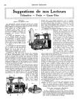 Meccano Magazine Français August (Août) 1933 Page 184