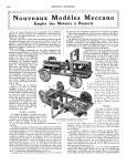 Meccano Magazine Français August (Août) 1933 Page 186