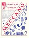 Meccano Magazine Français April (Avril) 1934 Inner F/cover