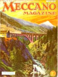 Meccano Magazine Français July (Juillet) 1934 Front cover