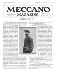 Meccano Magazine Français July (Juillet) 1934 Page 153